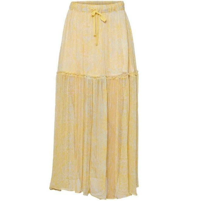 Billede af Rue De Femme Melodie Skirt Yellow
