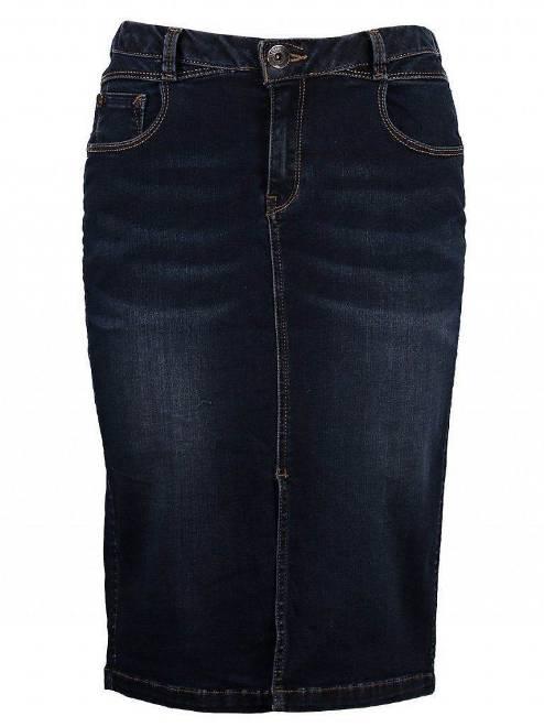 Billede af Skirt Clean Blue