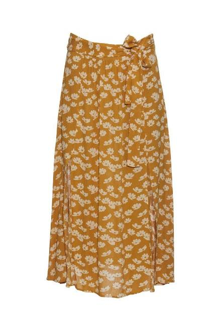 Billede af Rue de Femme Kourtney Skirt Yellow