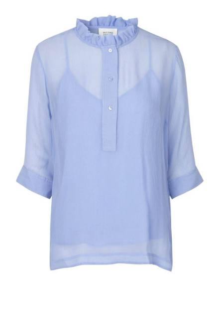 Billede af Second Female Tul Shirt 53099