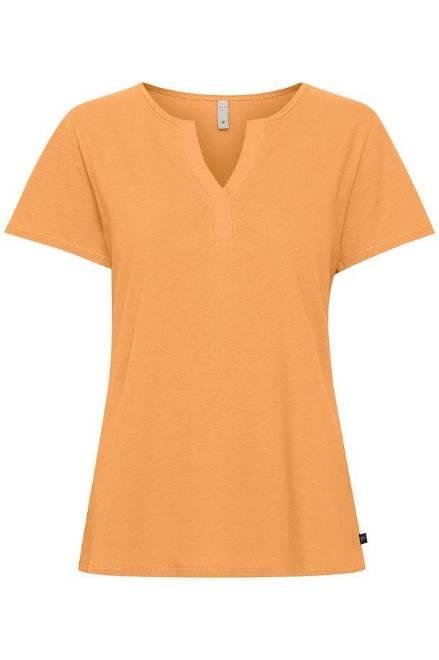 Billede af Pulz Nabella T-shirt Gold 50205490