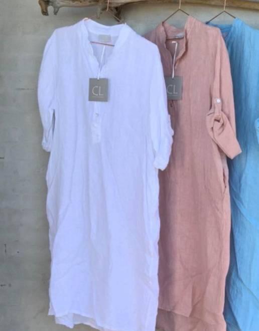 Billede af Cabana dress 1639 white
