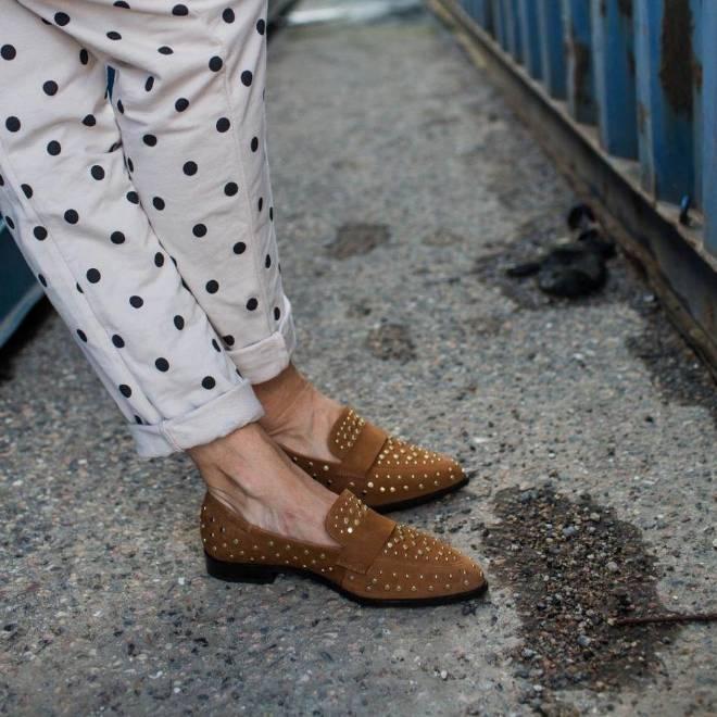 Billede af Copenhagen shoes Molly Cognac