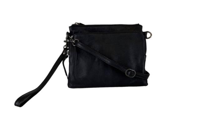 Billede af Black Colour Walletbag
