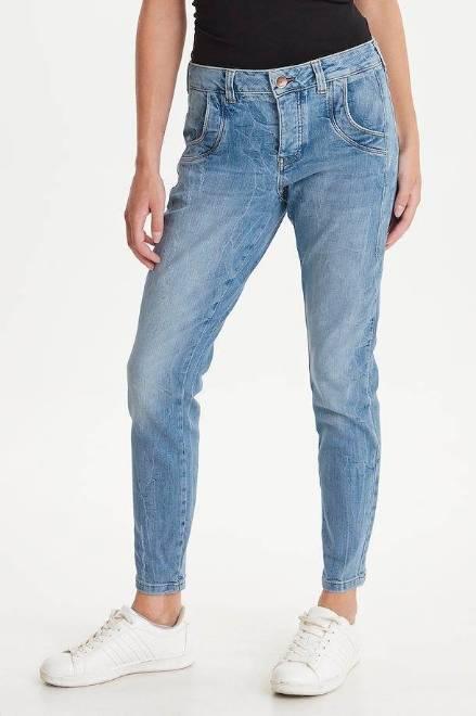Billede af Pulz Melina Jeans Light Blue 502052
