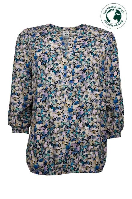 Billede af 2-Biz Serina Shirt Blue