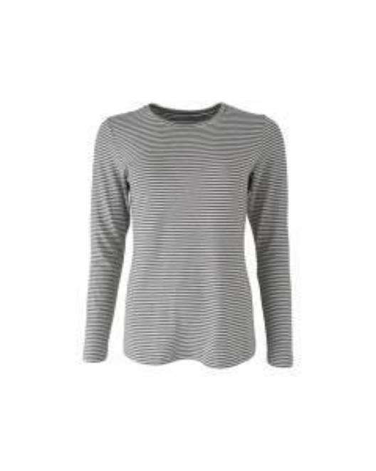 Billede af Black Colour Penny T-shirts Grey St