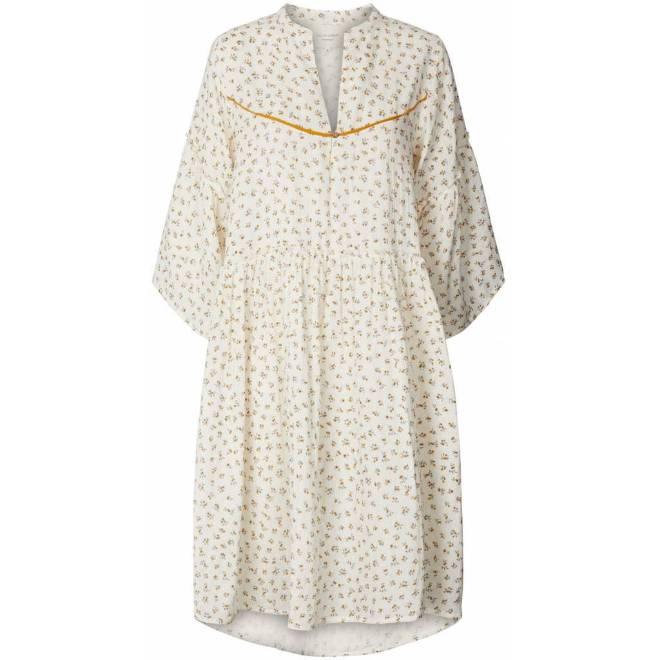 Billede af Lollys Laundry Feline Dress  Cream