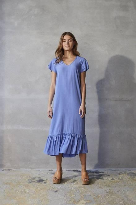 Billede af Rue de Femme Karol Dress Blue
