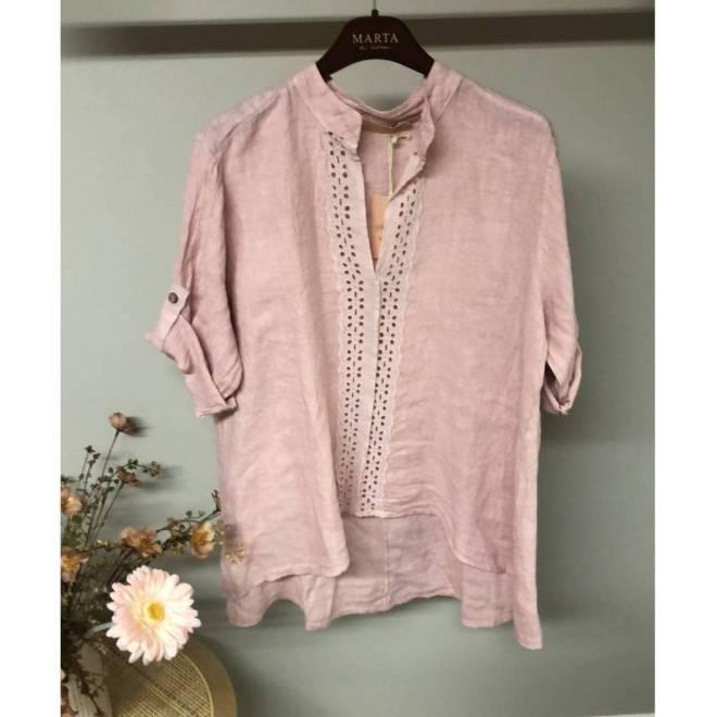 Billede af Marta Shirt Rosa Blonde 82422