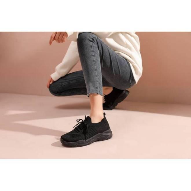 Billede af Marta Shoes Elastik BLK