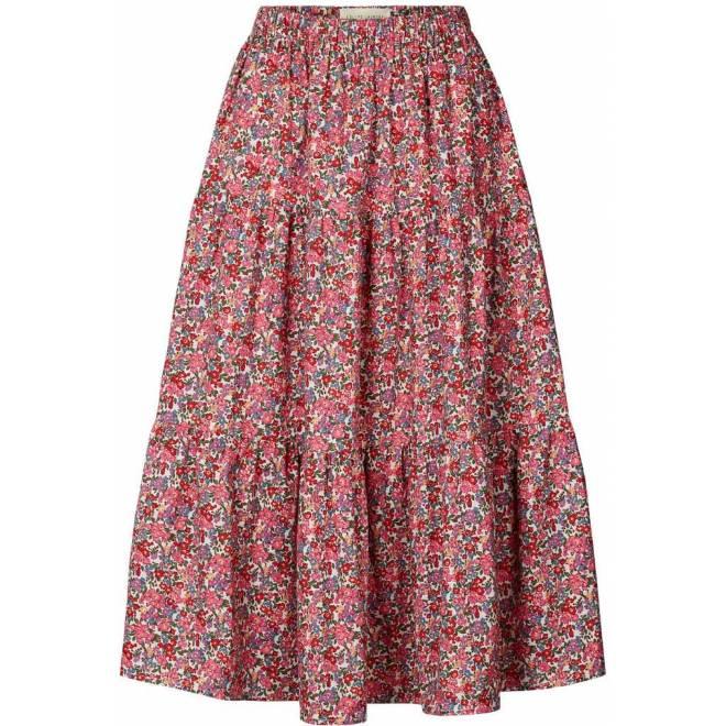 Billede af Lollys Laundry Skirt Flower Pink